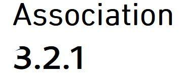 Association 321